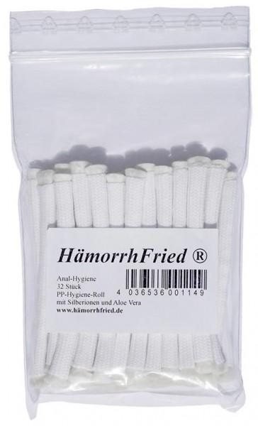 HämorrhFried® 32 Hygiene-Rolls Polybeutel